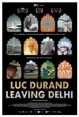 Luc Durand Leaving Delhi Movie Poster