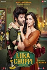 Luka Chuppi (Hindi) Movie Poster