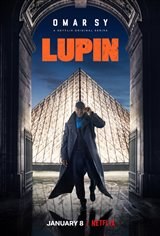 Lupin (Netflix) Movie Poster