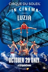 LUZIA - Cirque du Soleil in Cinema Movie Poster