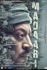 Madaari Movie Poster