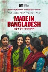 Made in Bangladesh Movie Poster