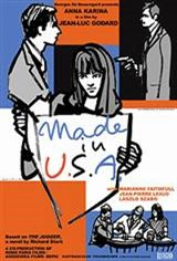 Made in USA Movie Poster