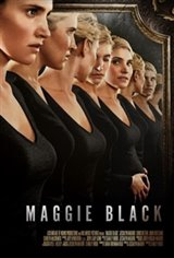 Maggie Black Large Poster