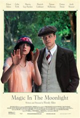 Magic in the Moonlight Movie Poster