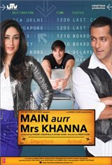 Main Aurr Mrs. Khanna Movie Poster
