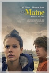 Maine Large Poster