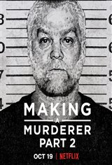 Making a Murderer (Netflix) Movie Poster