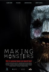Making Monsters Movie Poster