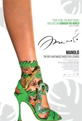 Manolo: the Boy Who Made Shoes for Lizards Large Poster