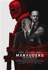 Marauders Movie Poster