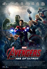 Marvel Studios 10th: Avengers: Age of Ultron (IMAX 3D) Movie Poster