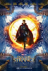 Marvel Studios 10th: Doctor Strange (IMAX 3D) Movie Poster