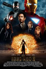 Marvel Studios 10th: Iron Man 2 (IMAX) Movie Poster