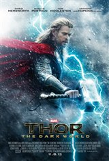 Marvel Studios 10th: Thor: The Dark World (IMAX 3D) Movie Poster