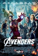 Marvel's The Avengers: An IMAX Experience Large Poster