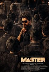 Master (Tamil) Movie Poster