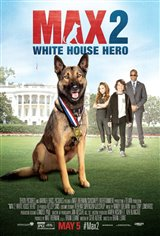 Max 2: White House Hero Movie Poster Movie Poster