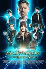 Max Winslow and the House of Secrets Large Poster