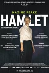 Maxine Peake as Hamlet Movie Poster