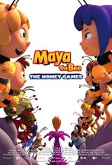 Maya the Bee: The Honey Games Movie Poster