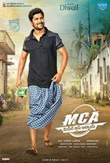 MCA (Telugu) Movie Poster