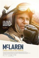 McLaren Movie Poster