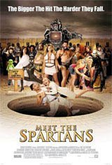 Meet the Spartans Movie Poster