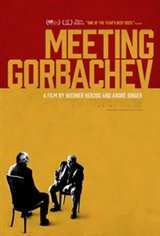 Meeting Gorbachev Large Poster