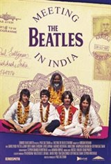 Meeting the Beatles in India Movie Poster