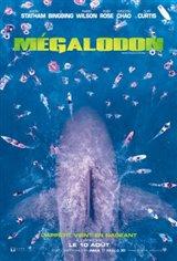 Mégalodon Movie Poster