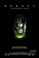 Memory: The Origins of Alien Large Poster