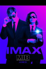 Men In Black: International - The IMAX Experience Movie Poster