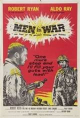 Men in War (1957) Movie Poster