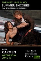 Met Summer Encore: Carmen Movie Poster
