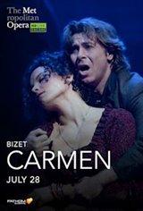 Met Summer Encore: Carmen Movie Poster