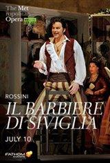 Met Summer Encore: II Barbiere di Siviglia Large Poster