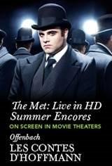 Met Summer Encore: Les Contes d'Hoffmann Movie Poster