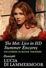 Met Summer Encore: Lucia di Lammermoor Movie Poster