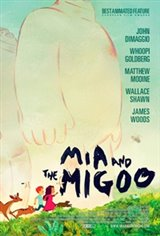 Mia and the Migoo Movie Poster