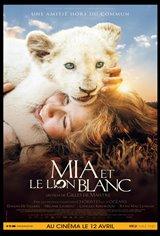 Mia et le lion blanc Movie Poster
