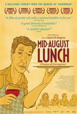 Mid-August Lunch Movie Poster