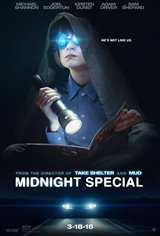 Midnight Special Movie Poster