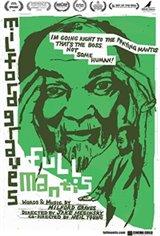 Milford Graves Full Mantis Large Poster