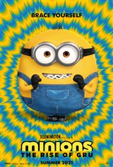 Minions: The Rise of Gru Movie Poster