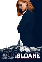 Miss Sloane Movie Poster Movie Poster