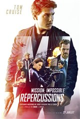 Mission : Impossible - Répercussions Movie Poster