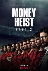 Money Heist (Netflix) Movie Poster