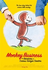 Monkey Business: The Adventures of Curious George's Creators Movie Poster