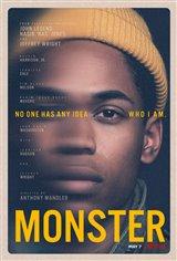 Monster (Netflix) Movie Poster